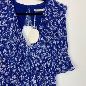 TALULAH Dresses - NWT La Maison Talulah Mediterranean Midi Dress
